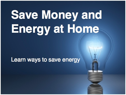 10 Easy Ways To Save Money U0026 Energy In Your Home